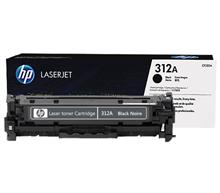 HP CF380A 312A Black LaserJet Toner Cartridge